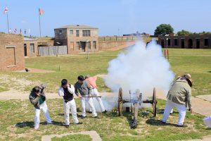 Historic Fort Gaines