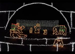 Bellingrath Magic Christmas in Lights