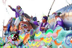 Mardi Gras History