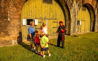 Historic Fort Morgan