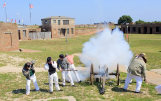 Fort Gaines Civil War History