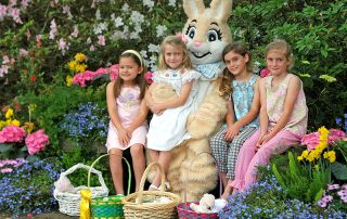 Easter at Bellingrath Gardens and Home