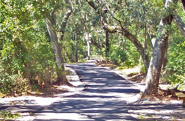 gulf state park boardwalk